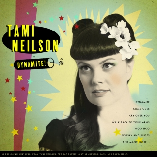 Tami Neilson Album Cover