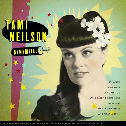 Tami Neilson Album Cover