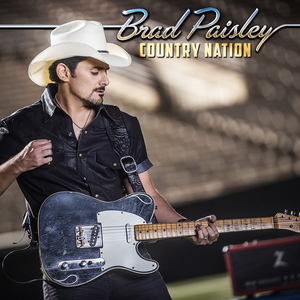 Brad Paisley Country Nation