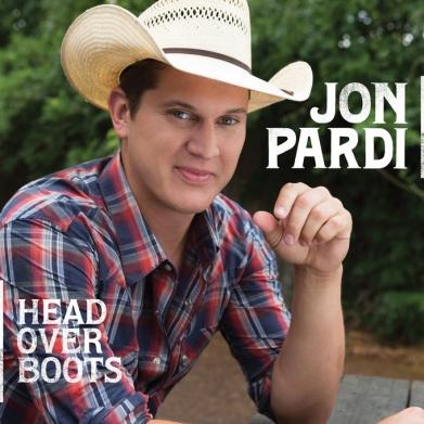 Jon Pardi Head Over Boots