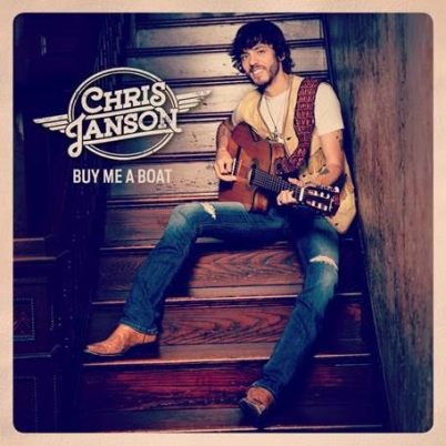 Chris Janson Buy Me A Boat