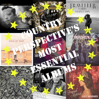 Country Perspective's 2015 Most Essential Albums
