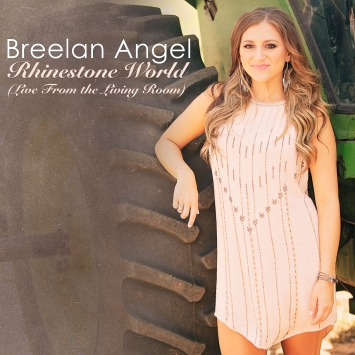 Breelan Angel Rhinestone World