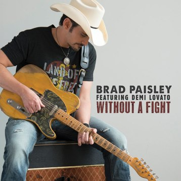 Brad Paisley Without A Fight
